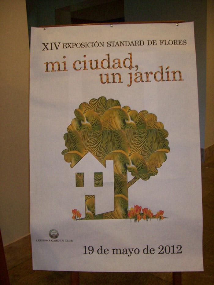 Tapa de programa de la expo Estandar