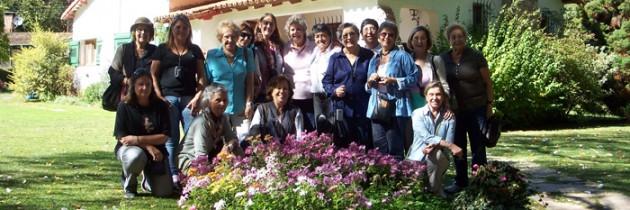 Garden Uruguay de visita