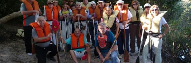 Grupo El  Caldén: compartir, aprender y disfrutar.