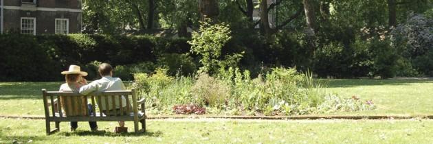 Grupo San Diego salida y visita al jardin de Clara Biloch