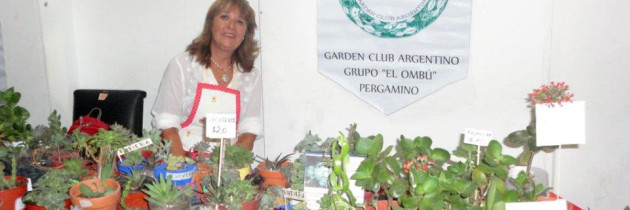 """Mercado de Plantas y Artesanías """"El Ombú"""" Pergamino, (Buenos Aires)"""