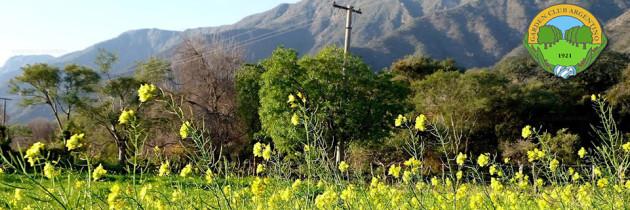Calendario Garden, Grupo La Bignonia de Catamarca