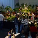 Muestra  salón sector horticultura