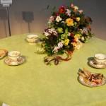 1° Premio Mesa Funcional de te: Expositora Diana MacGibbon