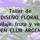 Taller de diseño floral