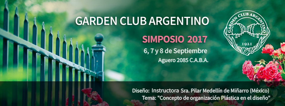 EEF – SIMPOSIO DE ACTUALIZACIÓN DEL NATIONAL GARDEN CLUB