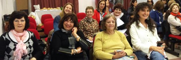Charla anual de disertantes –  Grupo Jujuy