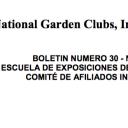 Boletín #30 EEF NGC Afiliados Internacionales
