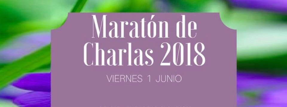 Maratón de Charlas 2018